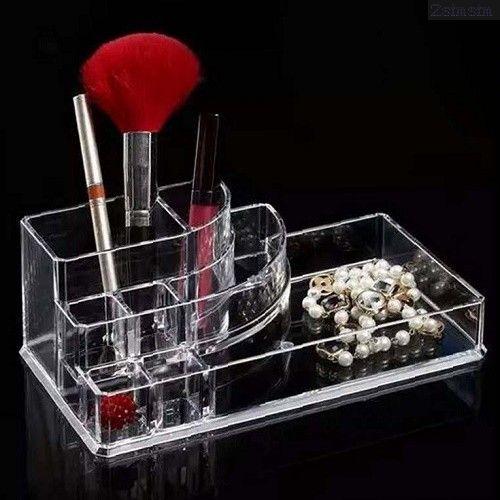 Акриловый органайзер для косметики Multi-Functional Storage Box QFY-3118