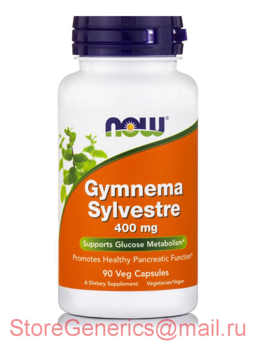 Gymnema Sylvestre 400 мг 90 капсул