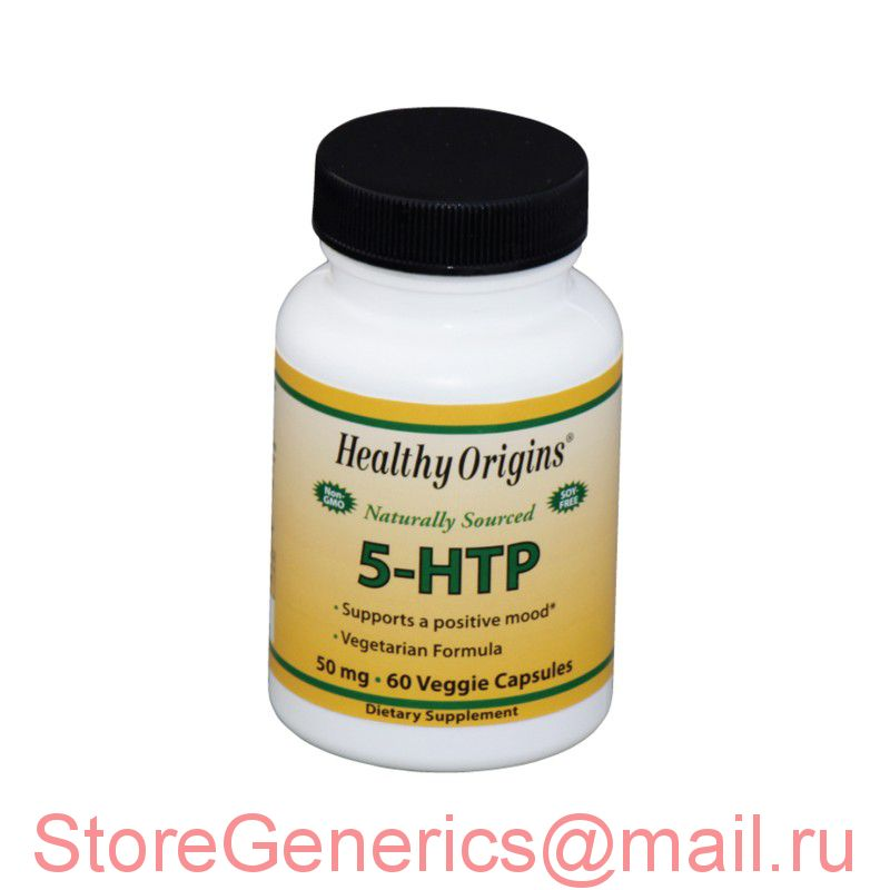 5 -HTP 50 mg 60 caps