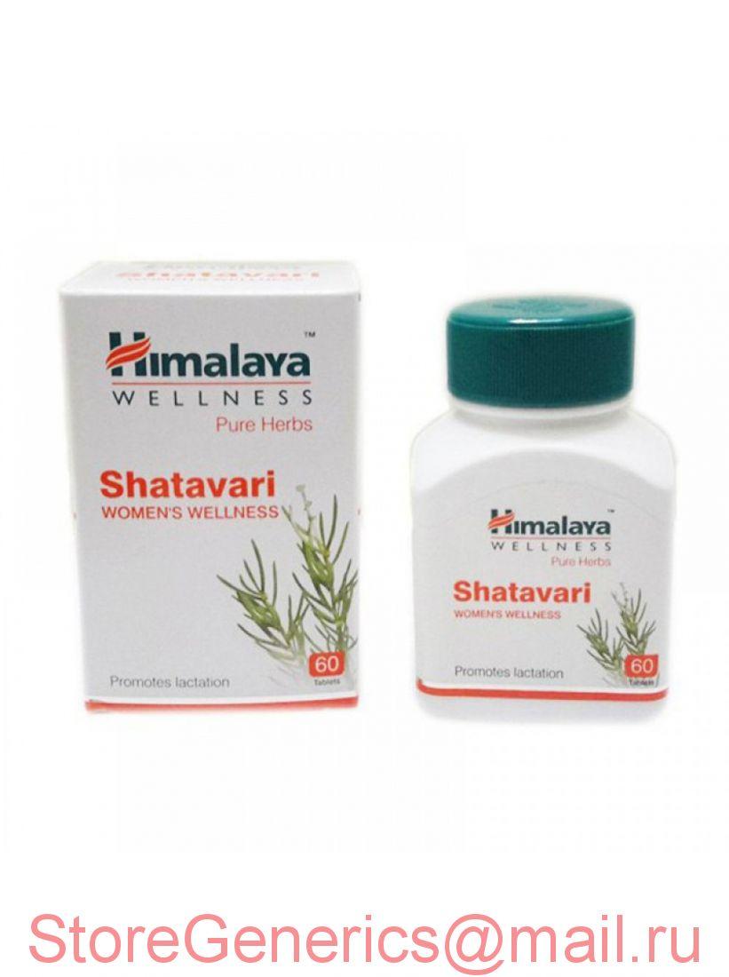 Шатавари 60 таб. (Shatavari Himalaya Herbals )