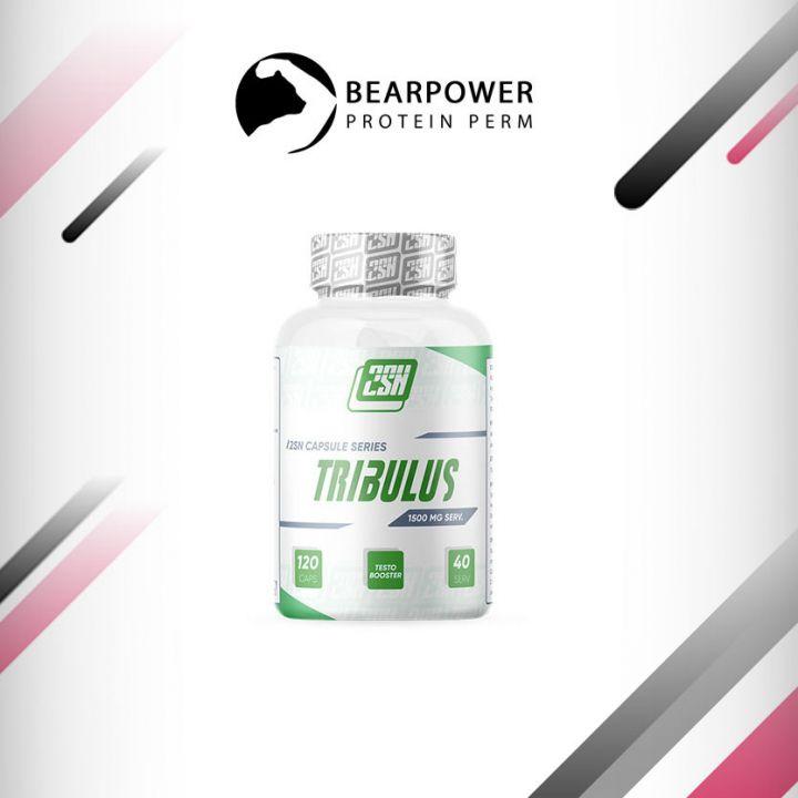 Трибулус Терестрис 2SN Tribulus 90% 1500 mg (120 капс.)