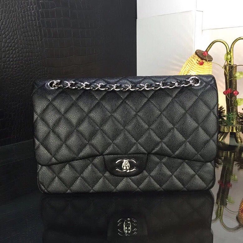 Chanel Jumbo Flap Bag 30 cm