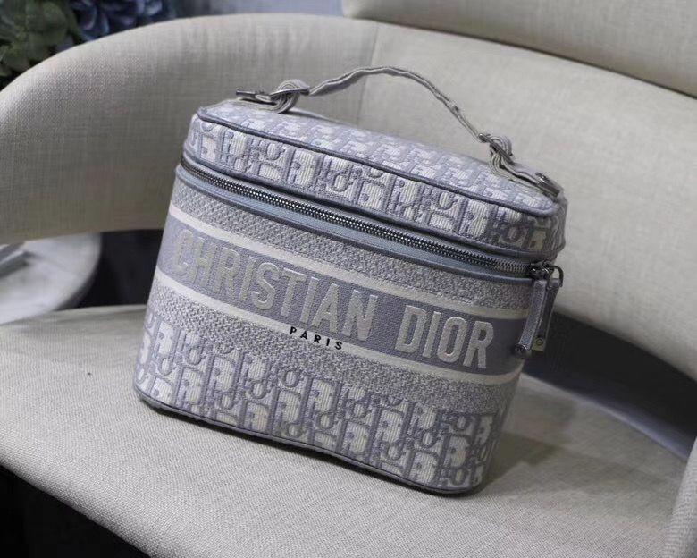 Дорожная косметичка Dior Oblique