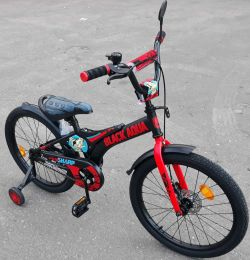 Black Aqua Sharp Red 20 D