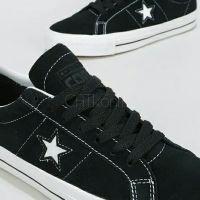 Converse One Star Pro Ox Black