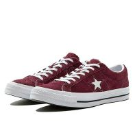 Converse One Star Pro Ox Burgundy