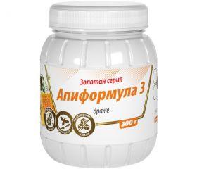 Драже Апиформула 3 (300 гр)