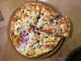 Пиццапури по-кавказски