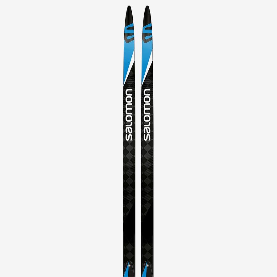 лыжи гоночные коньковые salomon 19/20 s/race carbon skate