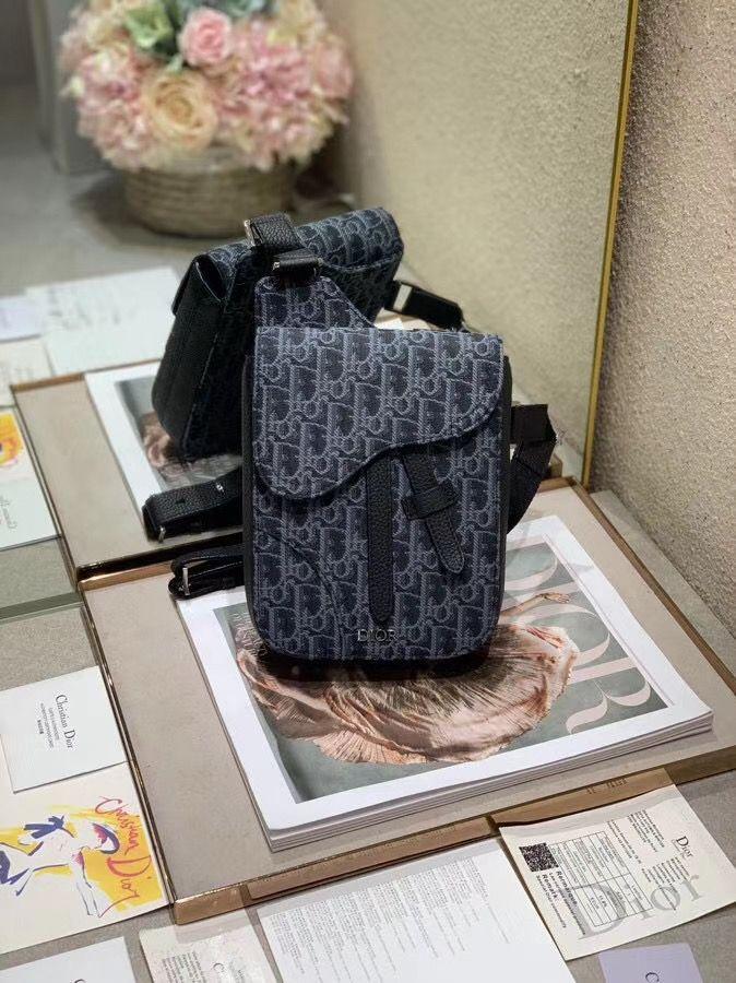 Мужская сумка Dior Oblique