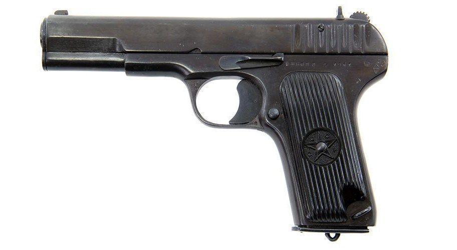 Пистолет Токарева(ТТ)