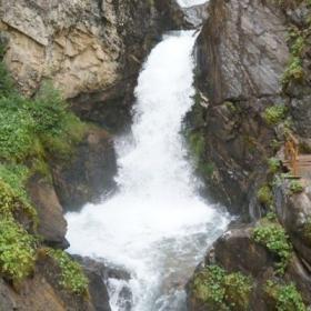 Карасайский водопад