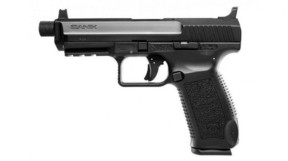 Пистолет Canik TP9 SFT(Турция)