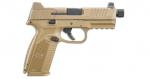Боевой Пистолет FN 509 Tactical