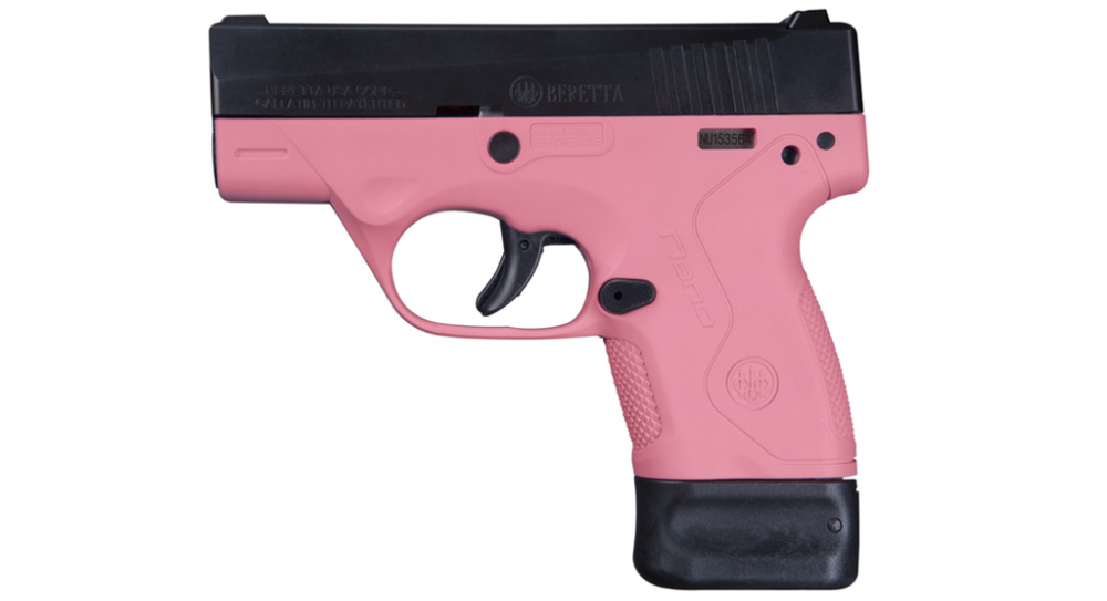 Пистолет Beretta Nano Rosa Frame