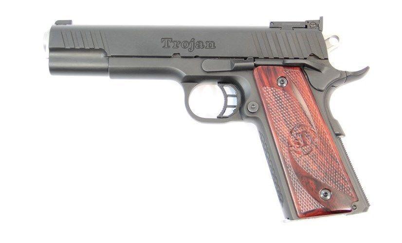 Пистолет STI Trojan