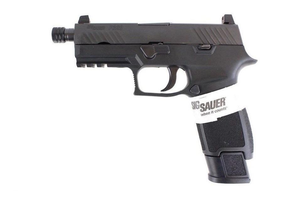 Пистолет SIG-Sauer P320