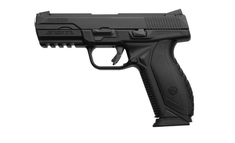 Пистолет Ruger American