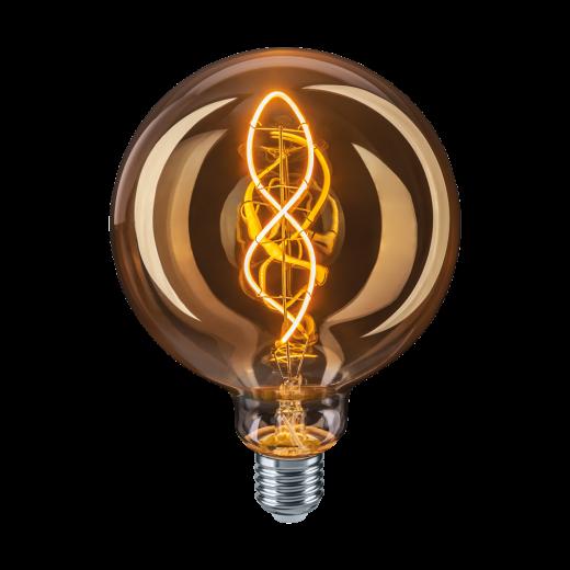 Лампа декоративная G125 Retro 4 Вт. Navigator E27