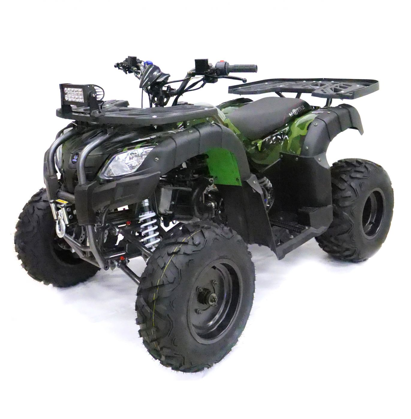 MOTAX ATV Grizlik 200 сс LUX