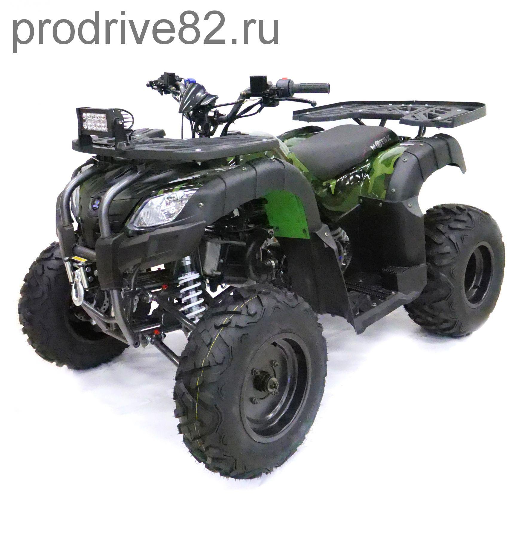 MOTAX ATV Grizlik 200 сс LUX
