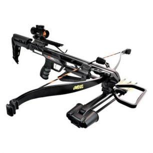 Рекурсивный арбалет Ek Jag 2 Pro (Скорпион 2) черный (в полной комплектации)