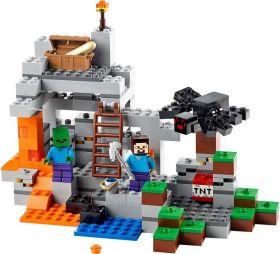 21113 Лего Пещера