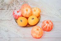мандарин из мыла