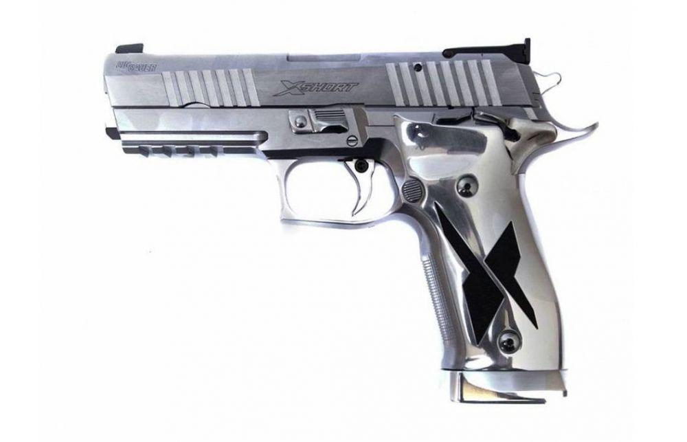 Пистолет Sig Sauer X-Short