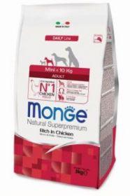 Monge Dog Mini корм д/взрослых собак мелких пород