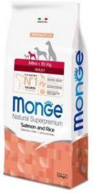 Monge Dog Speciality Mini корм д/взрослых собак мелких пород с лососем