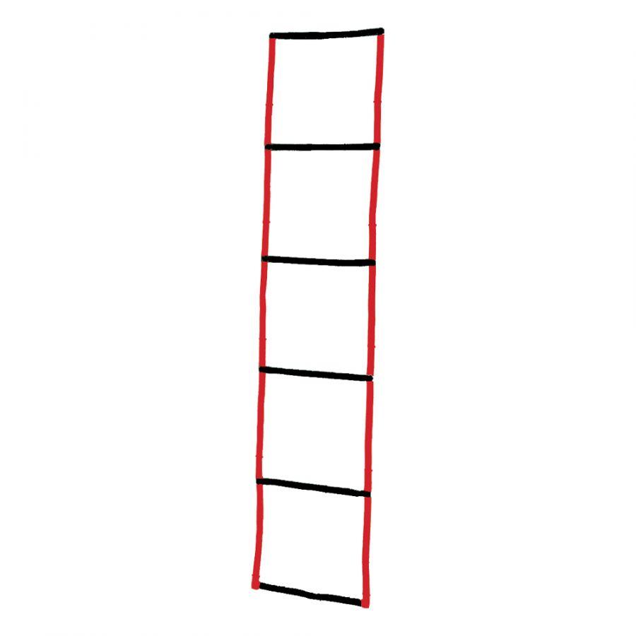 Координационная лесенка черно-красная