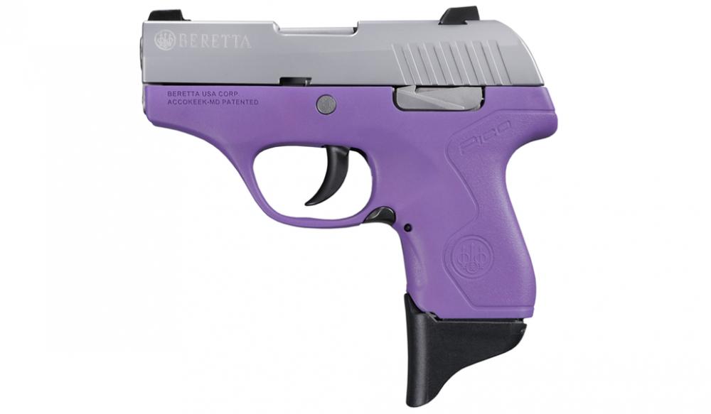 Пистолет Beretta pico lavender frame