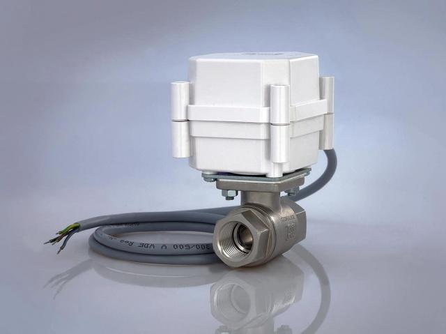 Шаровой кран с электроприводом Gidrolock Ultimate