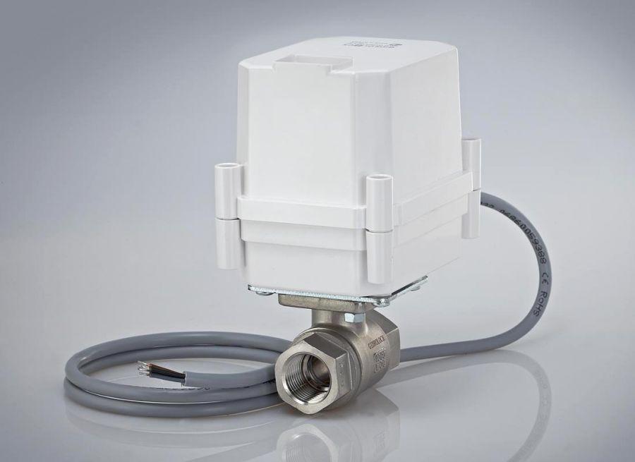 Шаровой кран с электроприводом Gidrolock Professional