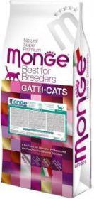 Monge Cat Hairball корм д/кошек для выведения комков шерсти