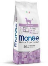 Monge Cat Sterilised корм д/стерилизованных кошек