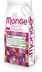 Monge Monoprotein корм д/взрослых кошек с кроликом