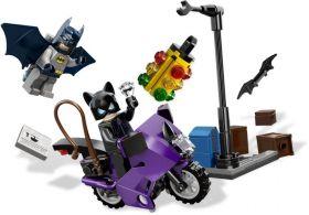 6858 Лего Погоня за Женщиной-кошкой
