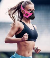 Тренировочная маска Mask PRO pink
