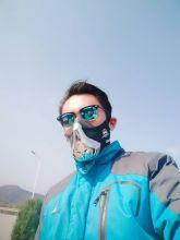 Тренировочная маска Ultimate X silver