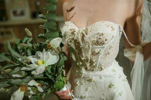 """Свадебное платье """"Лилуа"""" от Татьяны Каплун"""