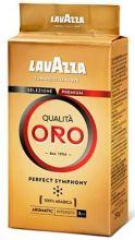 Lavazza Qualita Oro (молотый,арабика) 250г.