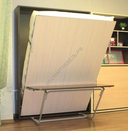 Диван-шкаф-кровать StudioFLAT 90 x 200 см со столом