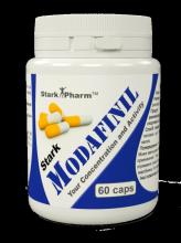 Модафинил 100мг. 60кап