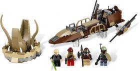 9496 Лего Пустынный скиф