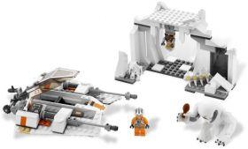 8089 Лего Пещера Вампы на планете Хот