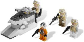 8083 Лего Боевой отряд повстанцев