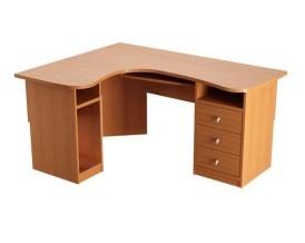 Стол преподавателя угловой,универсальный