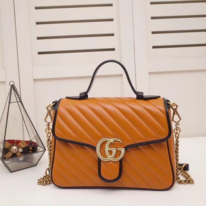 Gucci Marmont GG 26,5 cm